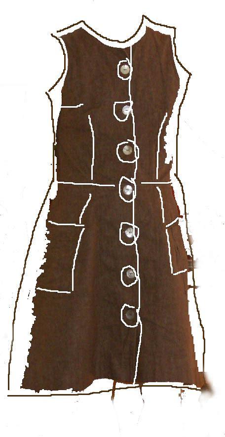 The Litte Brown Dress Project the brown dress alex martin