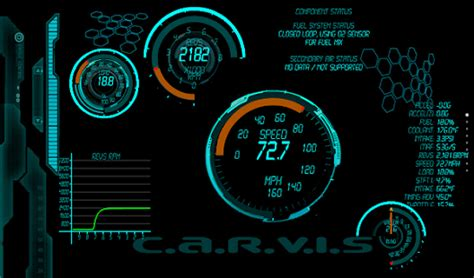 android themes hud sci fi hud torque obd 2 android apps on google play
