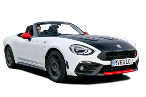 abarth 124 spider convertible prices specifications
