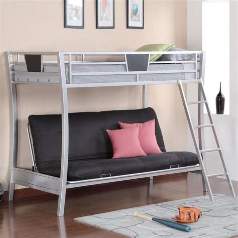 coaster furniture bunk bed lofted twin bunk bed coaster furniture www
