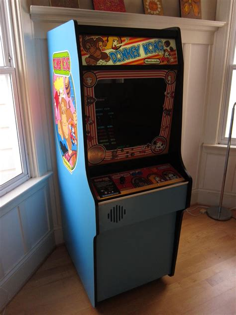 build own arcade cabinet scratch built donkey kong arcade cabinet make