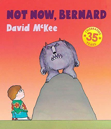 publication not now bernard