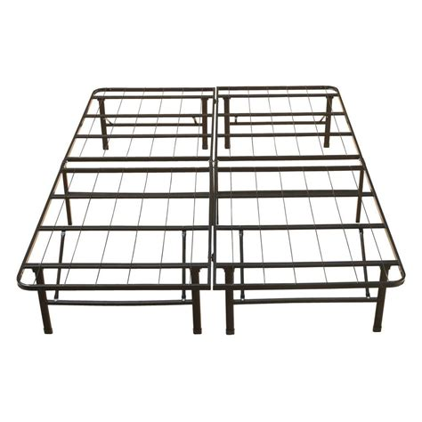 queen metal platform bed frame boyd specialty sleep queen size rest rite metal platform
