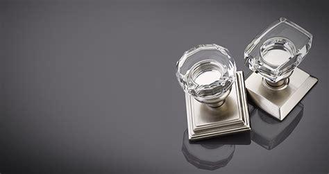 emtek crystal cabinet knobs windsor lowell modern crystal door knobs emtek
