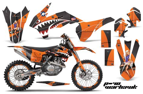 Decal Ktm 250 2013 2015 Sx Sx F Xc Xc F 125 450 Ktm Motocross Graphic