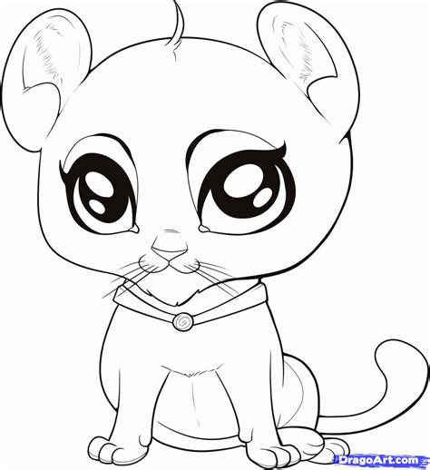 coloring pages cartoons animals cute cartoon animals coloring pages az coloring pages