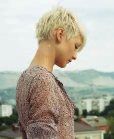 womens hairstyles front longer back 14 very short hairstyles for women popular haircuts