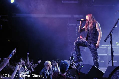 Records Grand Rapids Mi Iced Earth Sabaton Rev Open American Tour At Intersection In Grand Rapids