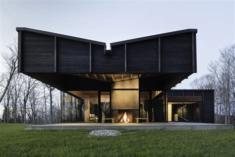 lake house bayshore michigan lake house desai chia architecture environment architects archdaily