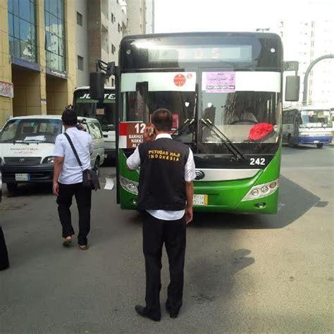 detiknews mekkah menjajal bus shalawat transportasi gratis jamaah haji di
