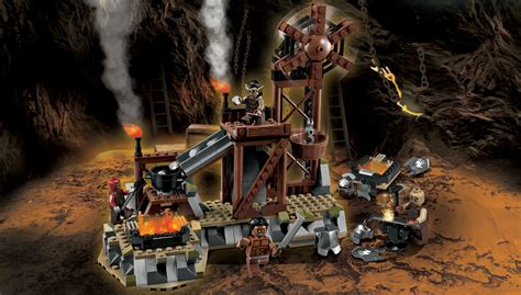 lego lotr the orc forge lego the lord of the rings the lego lord of