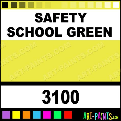 safety green color fluorescent paint krylon autos post