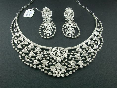 design diamond designer diamond necklace latest trend in diamond