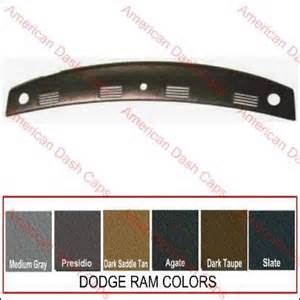2003 Dodge Ram 1500 Dashboard Replacement 2003 2005 Dodge Ram 2500 3500 Rear Dash Cap Cover