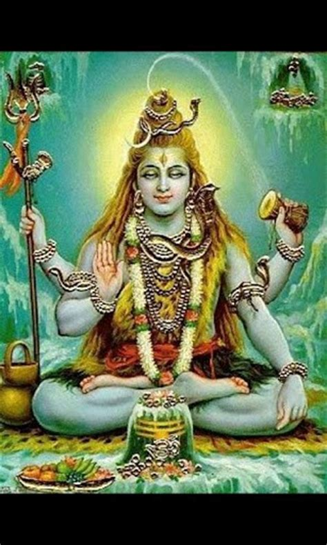 god live themes hindu god shiva live wallpaper app for android