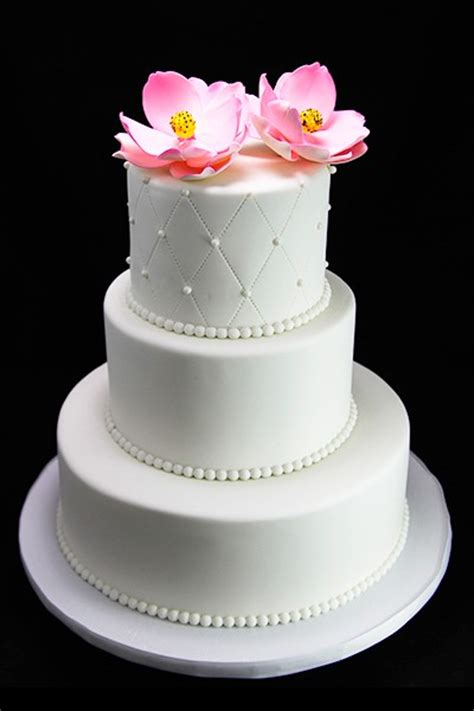 Wedding Cake Quilting by Quilting Pearl Pink Magnolia Wedding Cake Butterfly