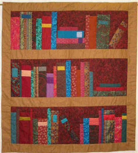 Library Quilt nancy s quilts