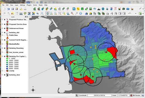qgis geoprocessing tutorial kelly research outreach lab kellylab blog qgis 1 6