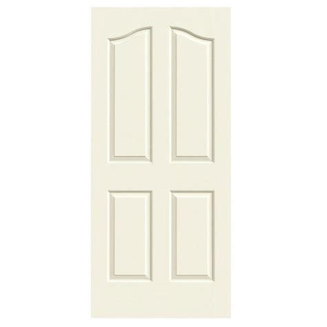 14 X 80 Interior Door by Jeld Wen 36 In X 80 In Provincial Vanilla Painted