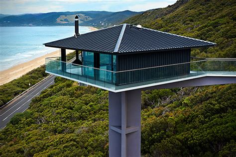 the pole house in fairhaven australia hiconsumption