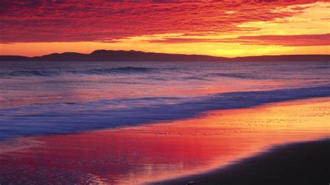 wallpapers beach colorful colorful beach sunsets hd wallpapers i hd images