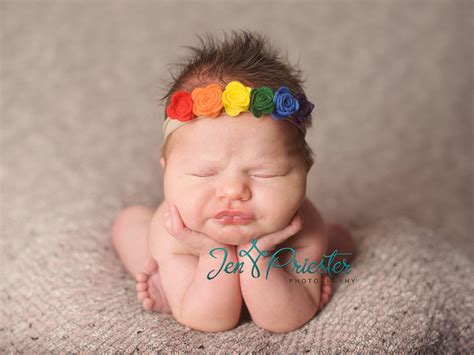 google images baby heartbreaking rainbow baby photo captures joy after loss