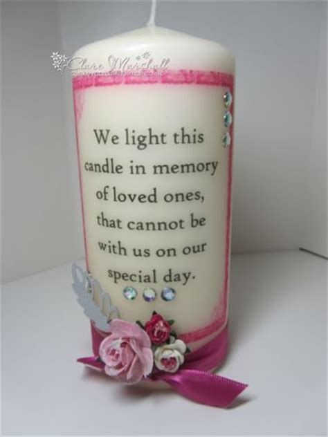we light this candle in memory of top 25 best memory candle wedding ideas on