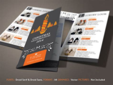sales brochure design on behance