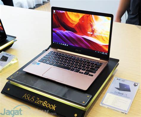asus rilis zenbook  uxual uxun laptop tipis  kuat diinjak jagat review