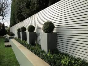 contemporary trellis panels cl 244 tures et palissades de jardin modernes