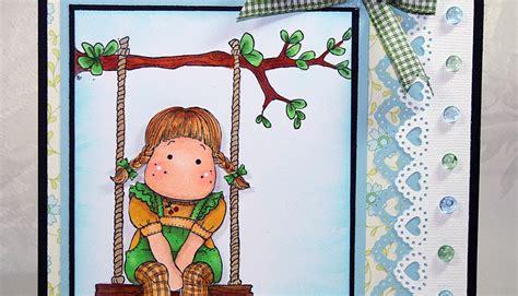 swinging cherries gramma s house of cards cherry tilda on a swing hello