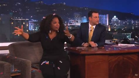 Oprah Car Giveaway Video - oprah gives away car on jimmy kimmel video the hollywood reporter