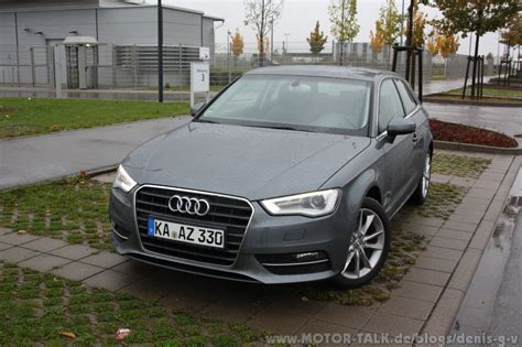 Audi A3 1 4 Tfsi Probleme by Fahrbericht Audi A3 8v 1 4 Tfsi Denis G V