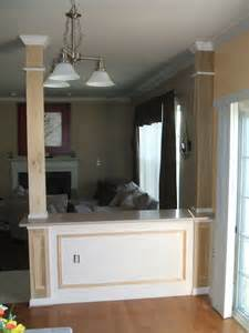 Paint Ideas For Dining Room wrapping interior columns finish carpentry architect age
