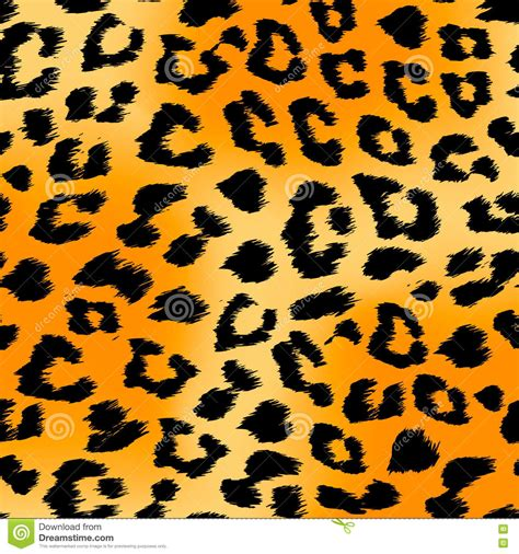 tiger pattern seamless vector tiger print background stock vector image 76491503