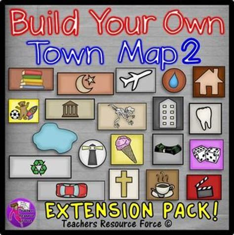 design your own coffee shop game birds eye view of buildings clip art set 2 recycling