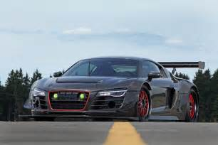 With Audi R8 Audi R8 V10 Plus Gets A 950 Hp Makeover Complete With