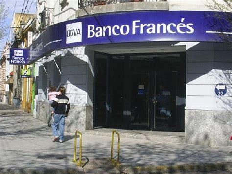 banco frances cuenta corriente en bbva banco franc 233 s de dinero