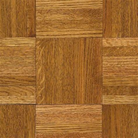 bruce oak honey parquet 5 16 in thick x 12 in wide x 12