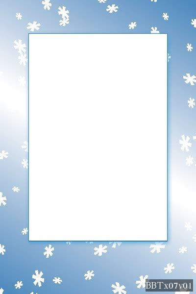 4x6 greeting card template snowflake border template search results calendar 2015