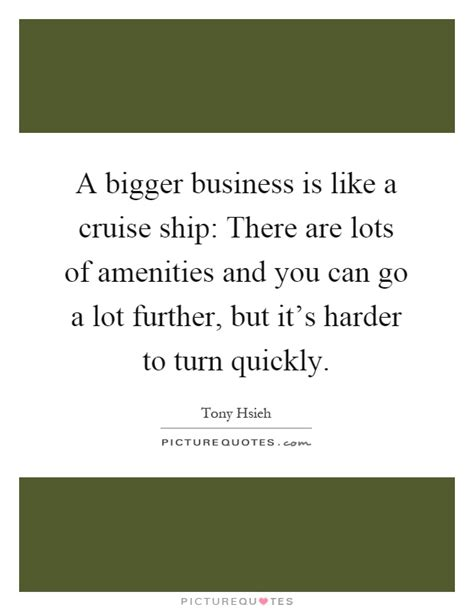 Crusie On Being A Quote by Cruise Quotes Cruise Sayings Cruise Picture Quotes