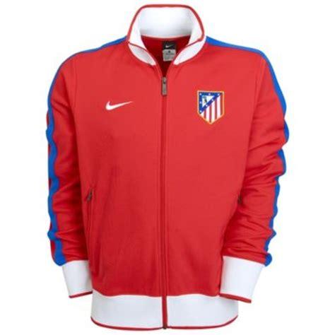 Jaket Hoodie Atletico Madrid Jaket Football Team n98 nike atletico madrid track jacket football kit news new soccer jerseys