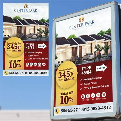 design banner perumahan sribu banner design desain banner untuk perumahan center