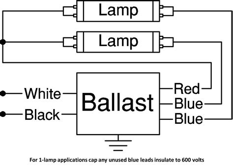 reading a 277 ballast wire diagram free wiring