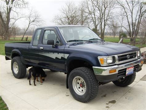 Toyota Truck For Sale 1992 Toyota Parts For Sale