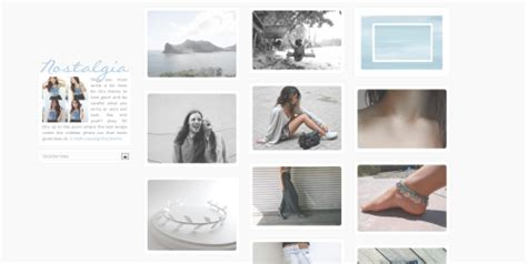 free tumblr themes lookbook free themes on tumblr