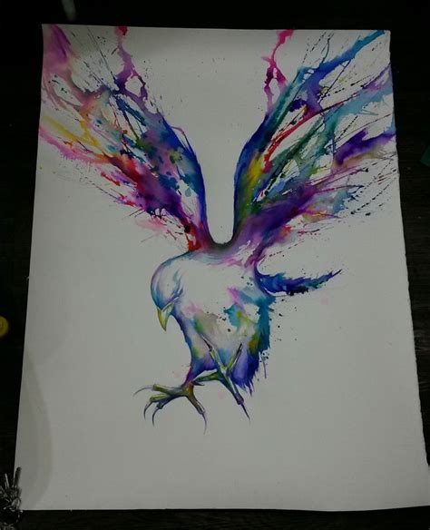 watercolor tattoos don t last watercolour idea i don t usually like watercolor