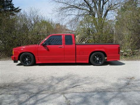 find used modified 1988 chevrolet s10 extended cab in