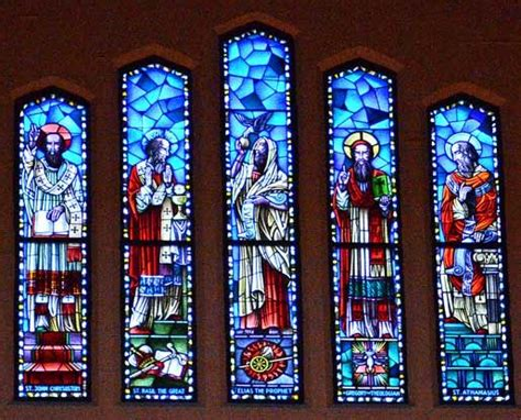 stained glass for churches