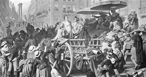 guillotine knitting horror spectators the revolutionaries who calmly
